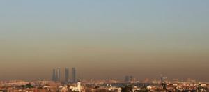 Esmog Madrid