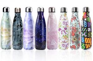 Botellas de agua ecofriendly